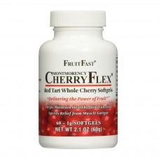 체리 플렉스 Fruit Fast Cherry Flex 60 softgel
